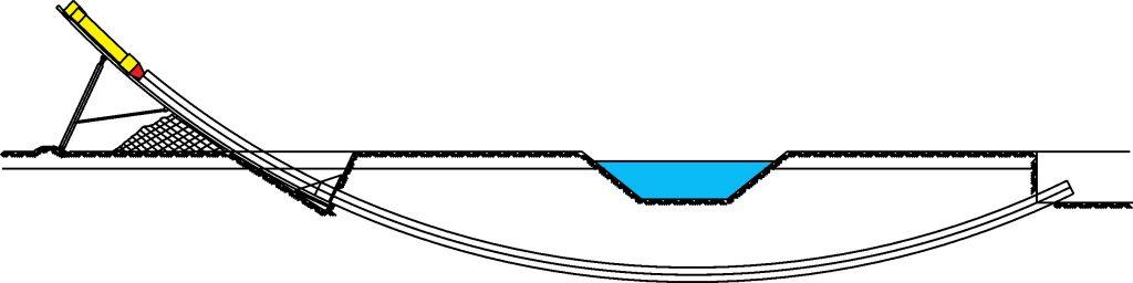 Pneumatiké kladivo do oblúku